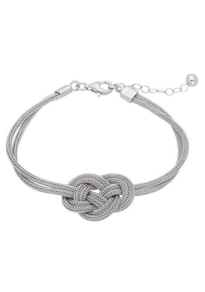 Firetti Silberarmband »Keltischer Knoten, geflochten, hohl« | Schmuck > Armbänder > Silberarmbänder | Firetti