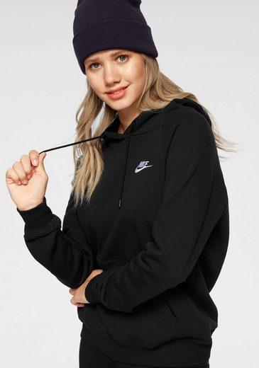 Nike Sportswear Kapuzensweatshirt »W NSW ESSNTL HOODIE PO FLC«