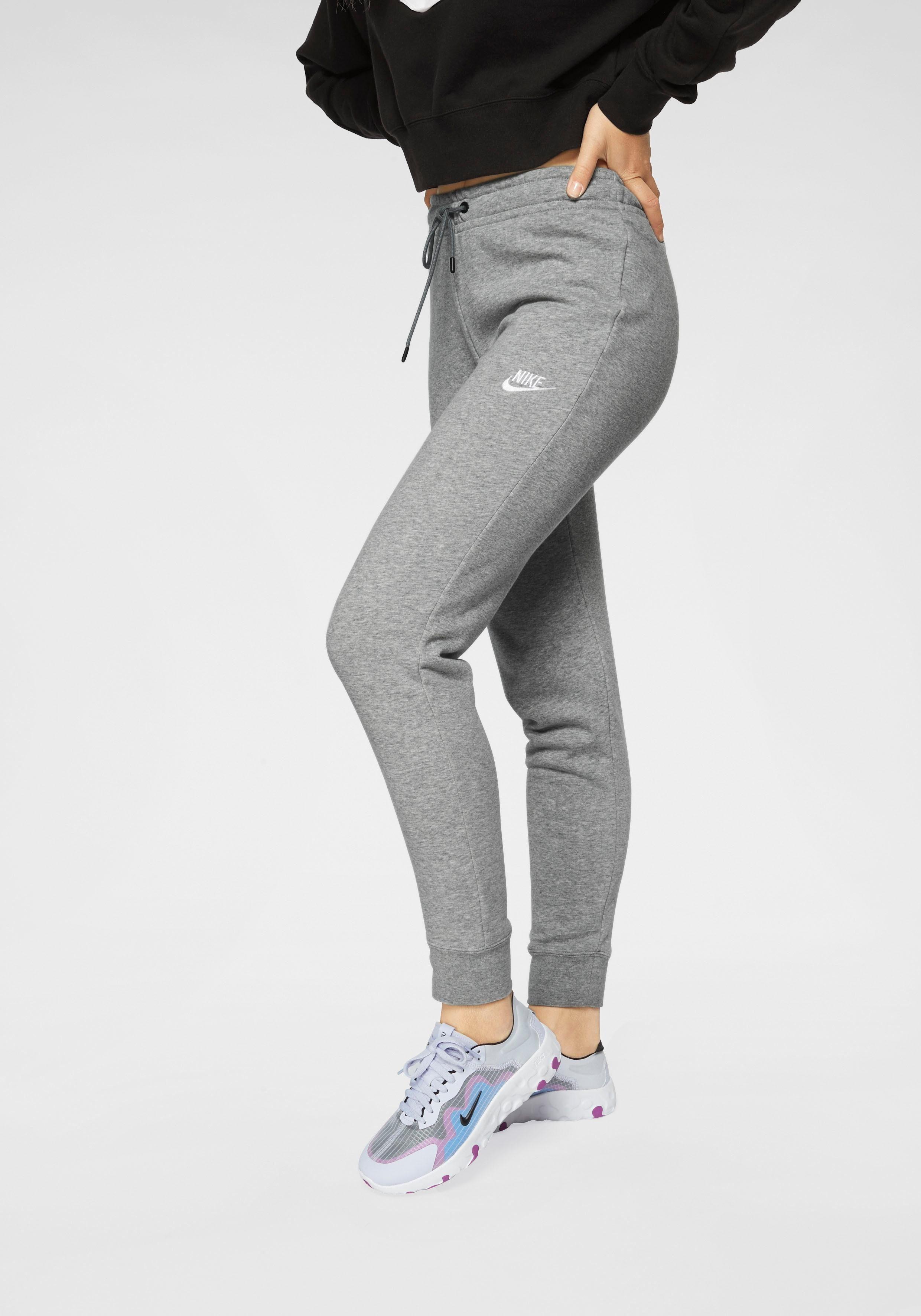 Nike Sportswear Jogger Pants »W NSW ESSNTL PANT TIGHT FLC« online kaufen | OTTO