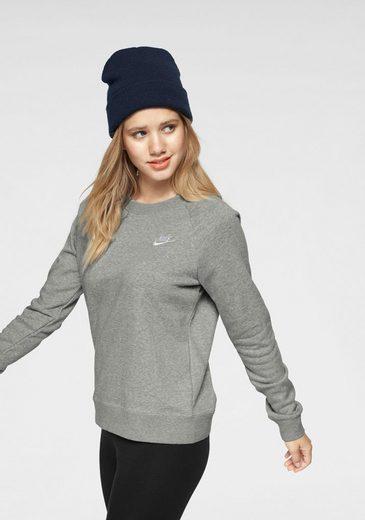 Nike Sportswear Sweatshirt »W NSW ESSNTL CREW FLC«