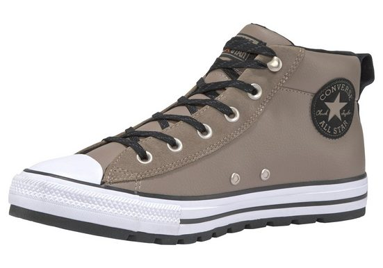 Converse »Chuck Taylor All Star STREET LEATHER MID« Sneaker