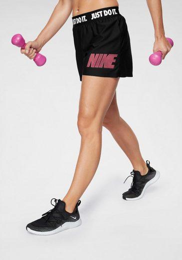 Nike Funktionsshorts »W NK REBEL ATTK TR SHORT GRX«