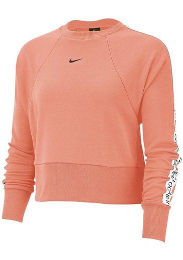Nike Sweatshirt »W Nike Dry Get Fit Fleece Crew«