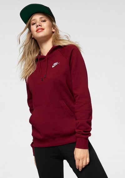 660978c076c90a Nike Sportswear Kapuzensweatshirt »W NSW ESSNTL HOODIE PO FLC«