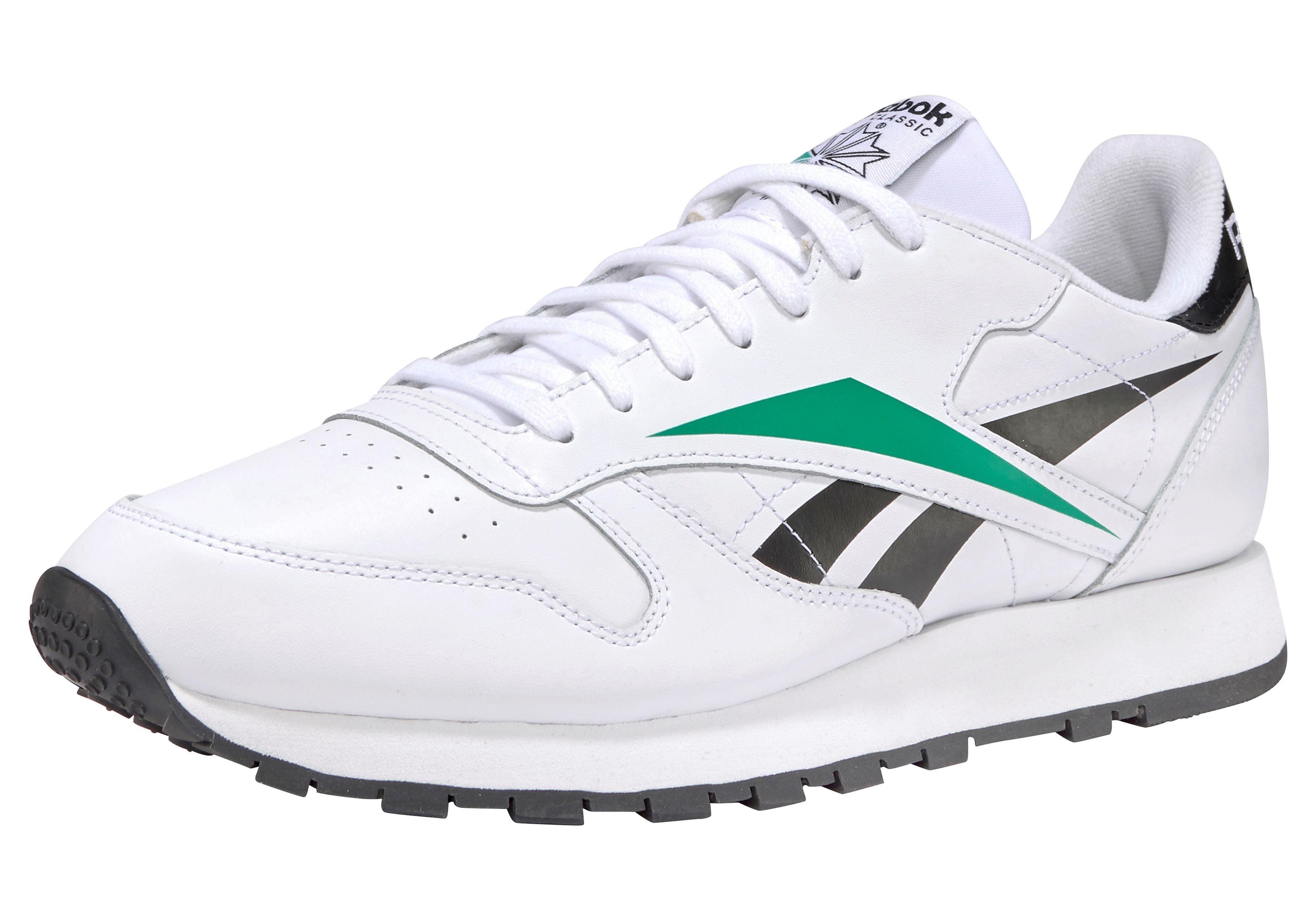 Coolen Klassiker Schwarz Weiß Reebok Sneaker Schuhe Sport