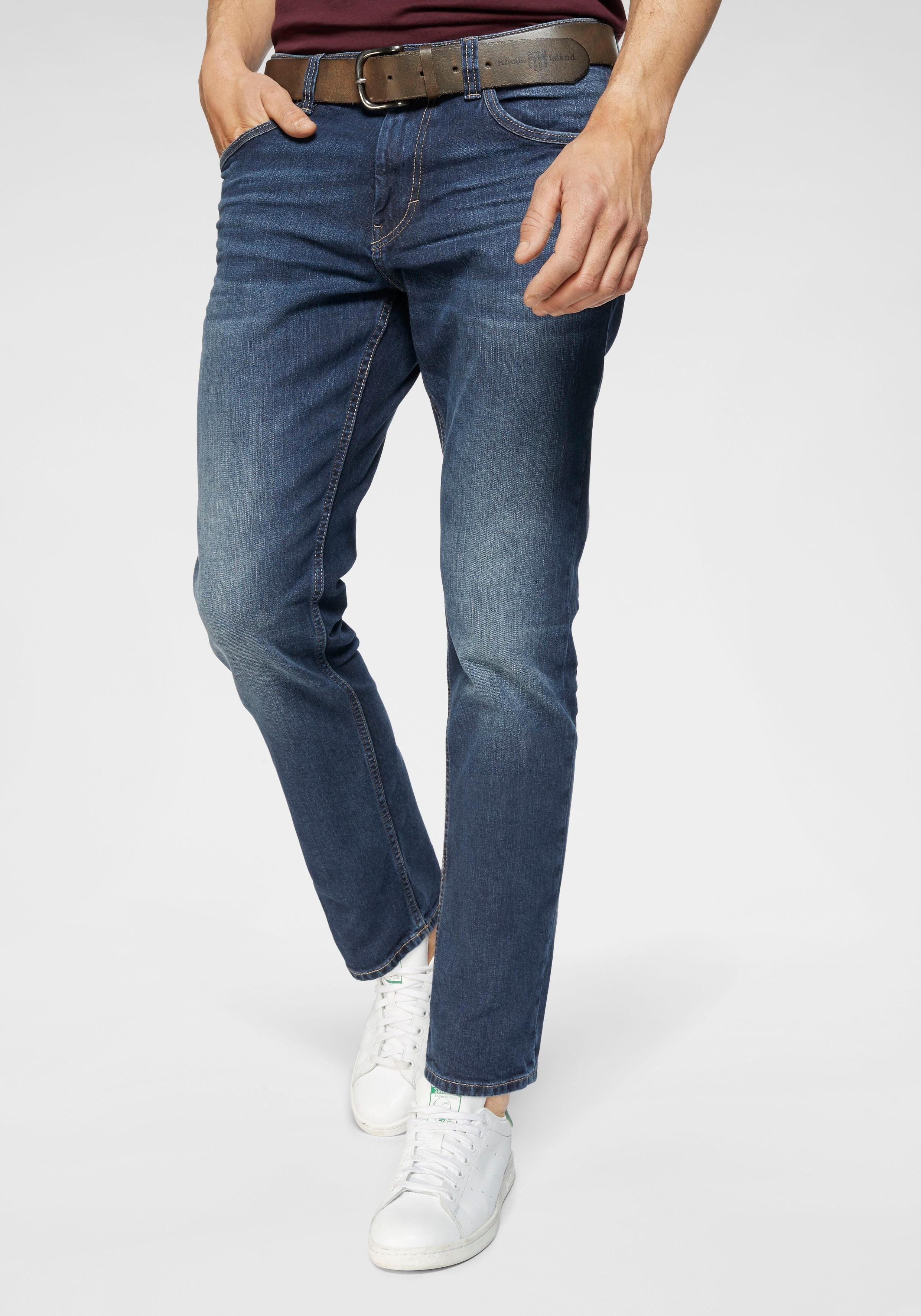Tom Tailor 5 Pocket Jeans »Josh«, Klassisch mit fünf Taschen online kaufen | OTTO