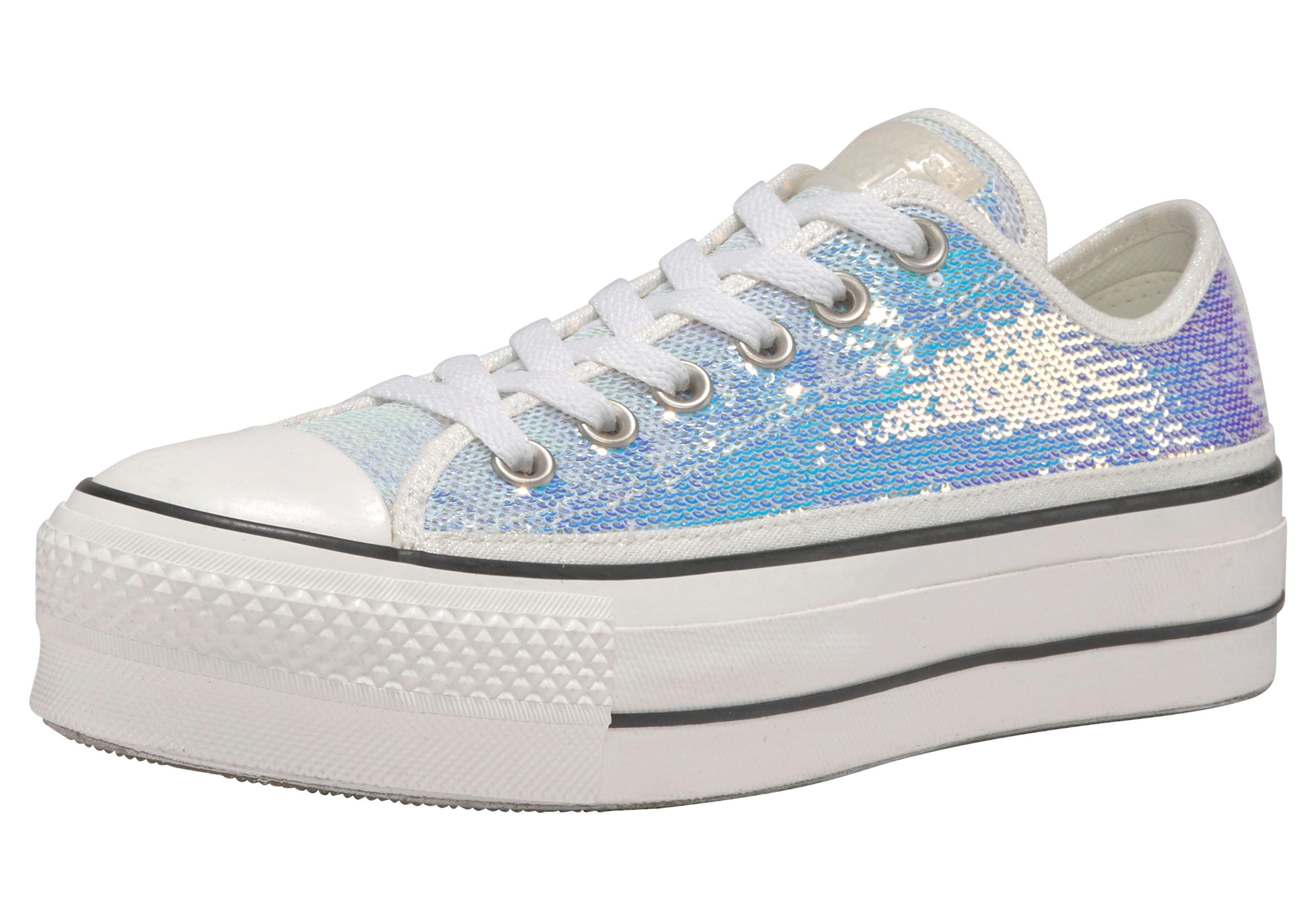 Converse »Chuck Taylor All Star Lift Ox Sparkling Pack« Plateausneaker online kaufen | OTTO