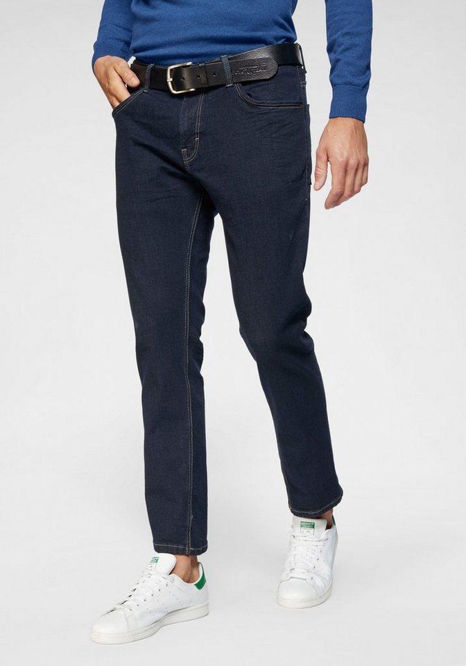 Herren TOM TAILOR 5-Pocket-Jeans »Josh« mit kontrastfarbenen Nähten    04061945288812
