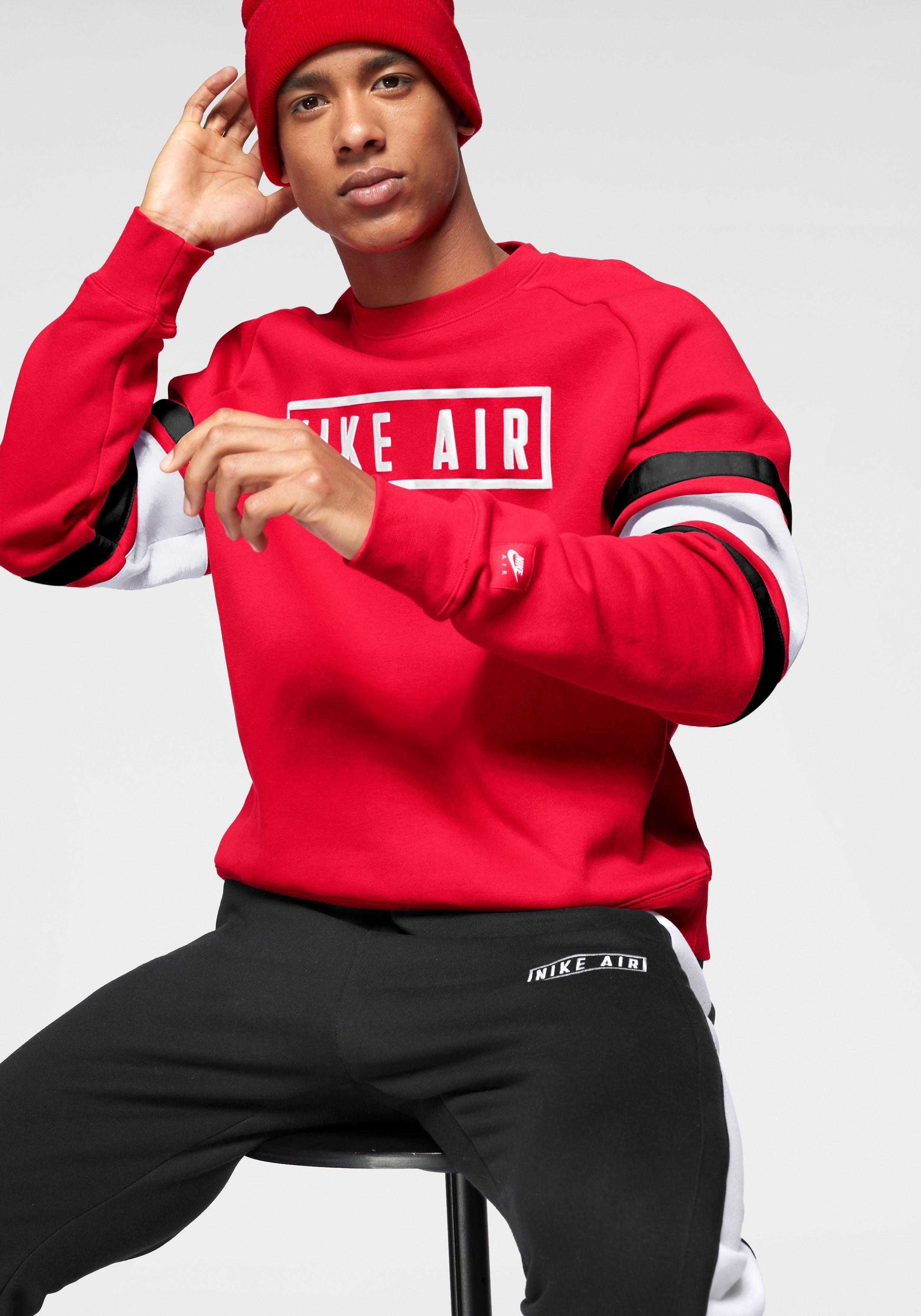 Nike Sportswear Sweatshirt »M NSW NIKE AIR CREW FLC«, Sweatshirt von NIKE SPORTSWEAR online kaufen | OTTO