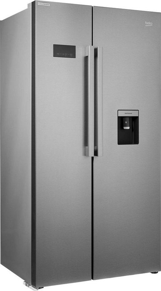 BEKO Side-by-Side GN 163221 XB, 179 cm hoch, 91 cm breit online kaufen |  OTTO