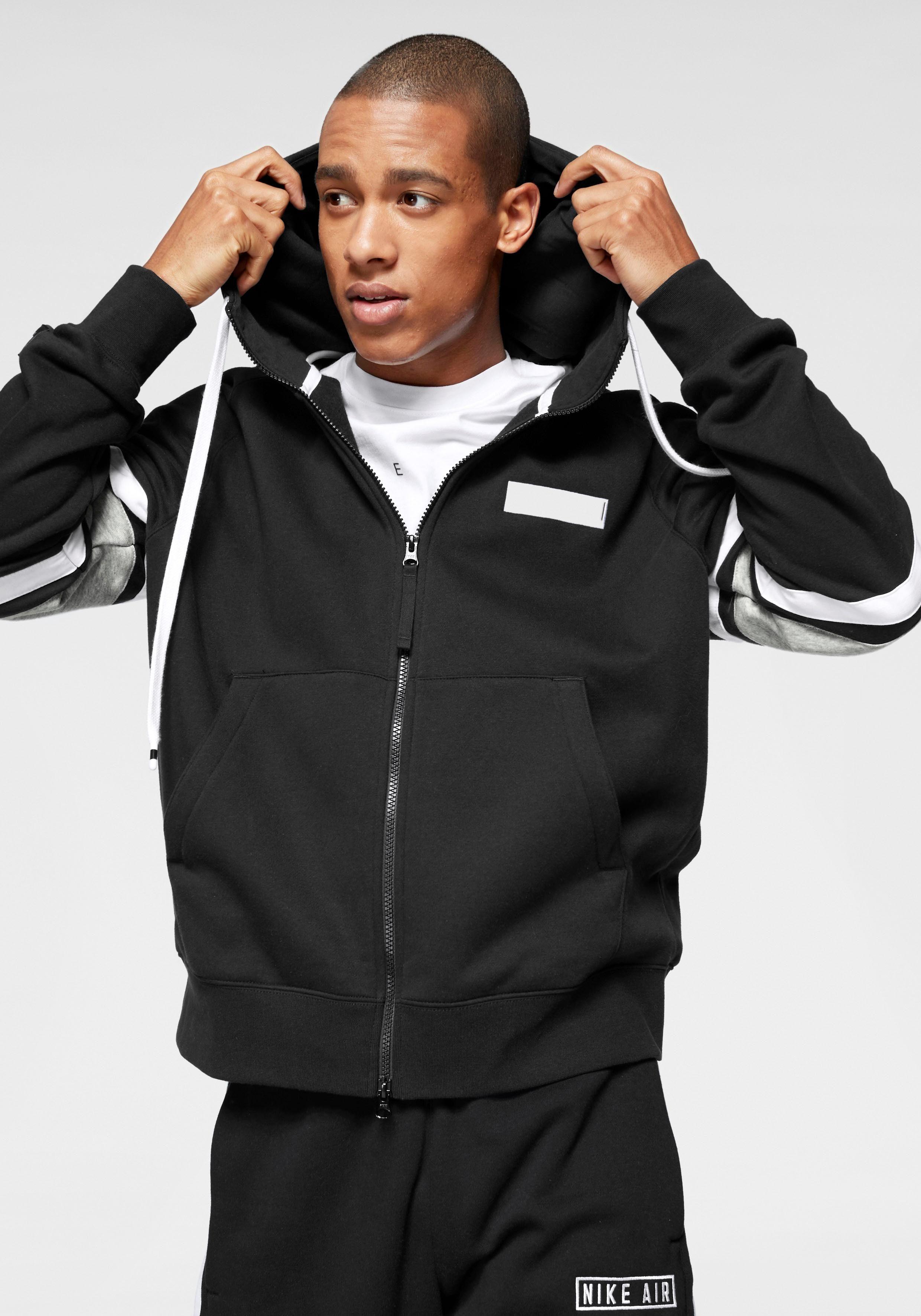 Nike Sportswear Kapuzensweatjacke »M NSW NIKE AIR HOODIE FZ FLC« online kaufen | OTTO