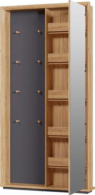 Garderoben Sets - GERMANIA Kompaktgarderobe »Kompaktgarderobe«  - Onlineshop OTTO