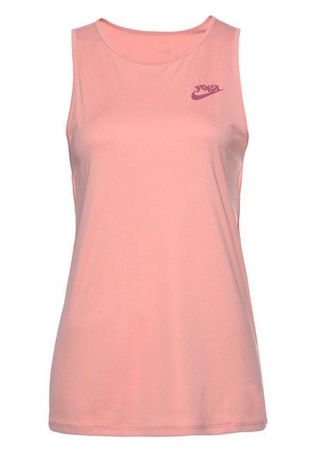 Nike Yogatop »W NK YOGA COLLECTN TNK KEY GRX« | Sportbekleidung > Sporttops | Nike