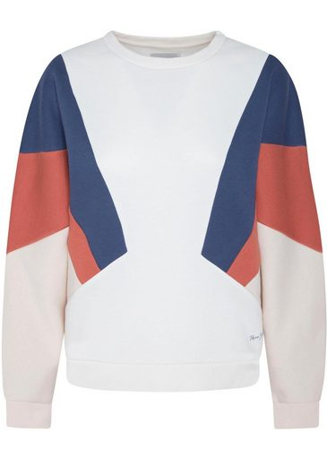 Pepe Jeans Sweatshirt »NEOMENIA« im Colorblocking-Design
