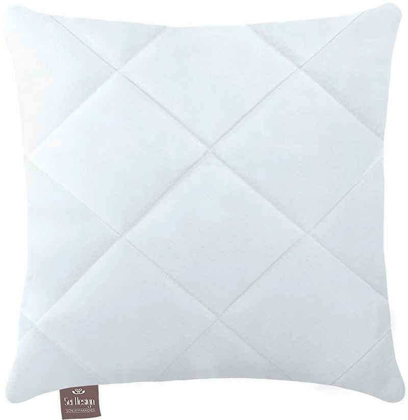 Microfaserkissen, »Classic Dream«, SEI Design, Füllung: 100% Polyester, Bezug: 100% Polyester, (1-tlg)