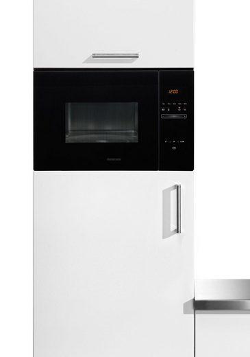 Constructa Einbau-Mikrowelle CC4P91560, 900 W, Hydro Clean