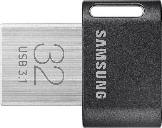Samsung »USB Drive Fit Plus« USB-Stick (USB 3.1, Lesegeschwindigkeit 300 MB/s)