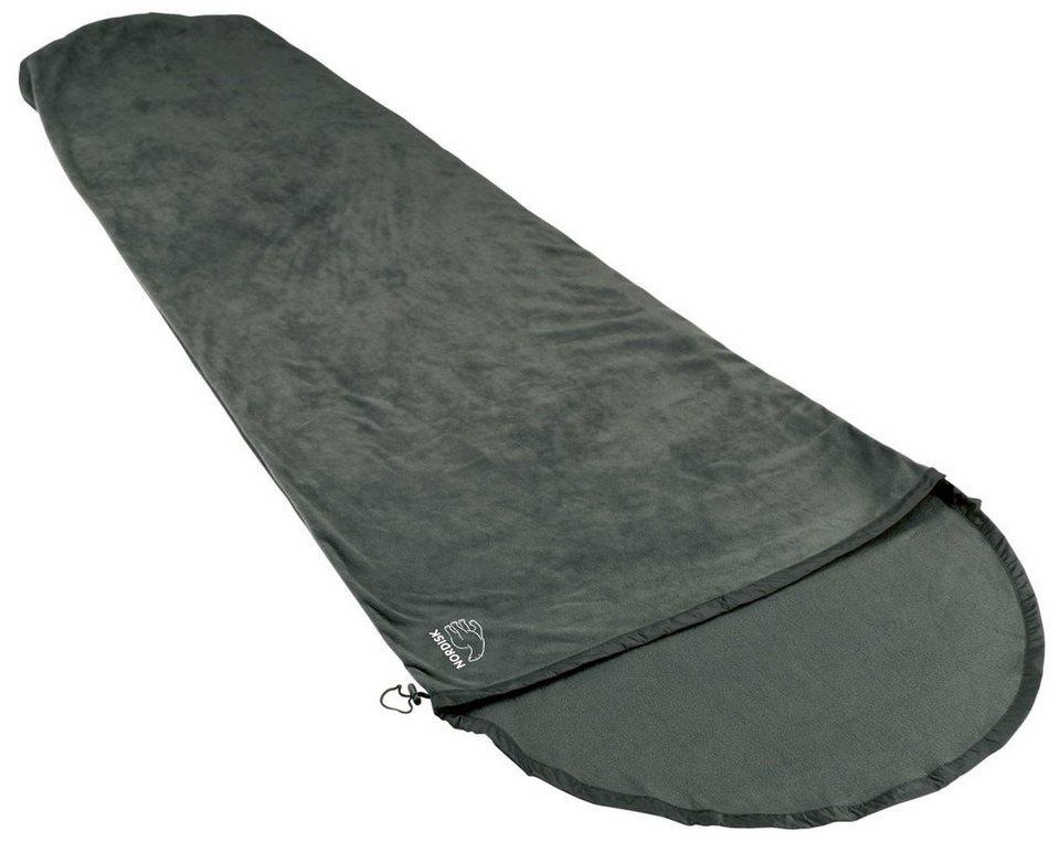 newest 62ea1 f7cbe Nordisk Schlafsack »Fleece Mummy Kinder« kaufen | OTTO