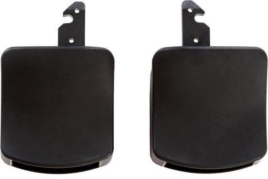 Hauck Kinderwagen-Adapter »Adapter iPro unsiversal, black«