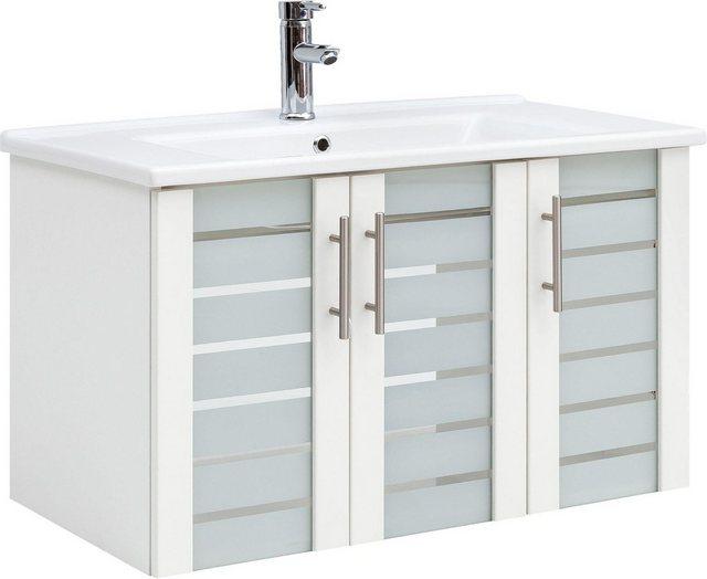 Waschtische - Schildmeyer Waschbeckenschrank »Nikosia«  - Onlineshop OTTO