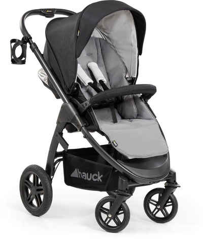 Hauck Sportbuggy »Saturn R, caviar stone«, inkl. Beindecke; Kinderwagen, Buggy, Sportwagen, Kinder-Buggy, Kinderbuggy, Sport-Kinderwagen