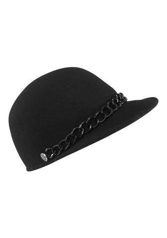 Шляпа с Ketten-Applikation