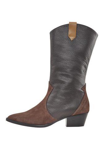 HEINE Ilgaauliai batai im Cowboy-Style
