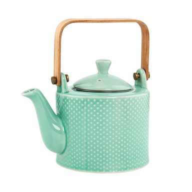 BUTLERS HANAMI »Teekanne mit Holzgriff«