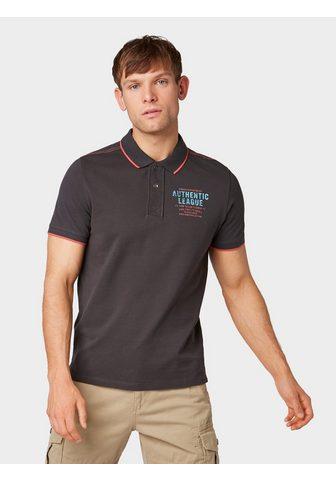 Футболка Поло рубашка с Print«