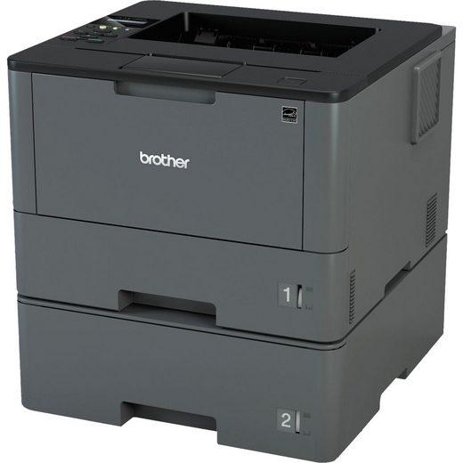 Brother HL-L5100DNT, USB/LAN Multifunktionsdrucker