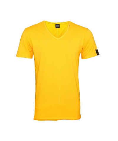 Replay T-Shirt »Basic V-Ausschnitt«