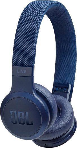 JBL »LIVE 400 BT« On-Ear-Kopfhörer (Siri, Alexa, Google Assistant, Bluetooth)