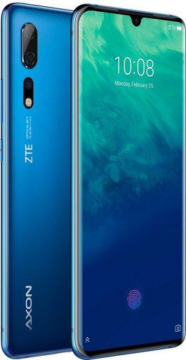 ZTE Axon 10 Pro Smartphone (16,43 cm/6,47 Zoll, 128 GB Speicherplatz, 48 MP Kamera)