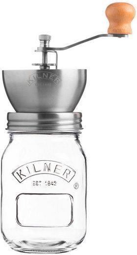 KILNER Kaffeemühle, Inhalt 0,5 Liter