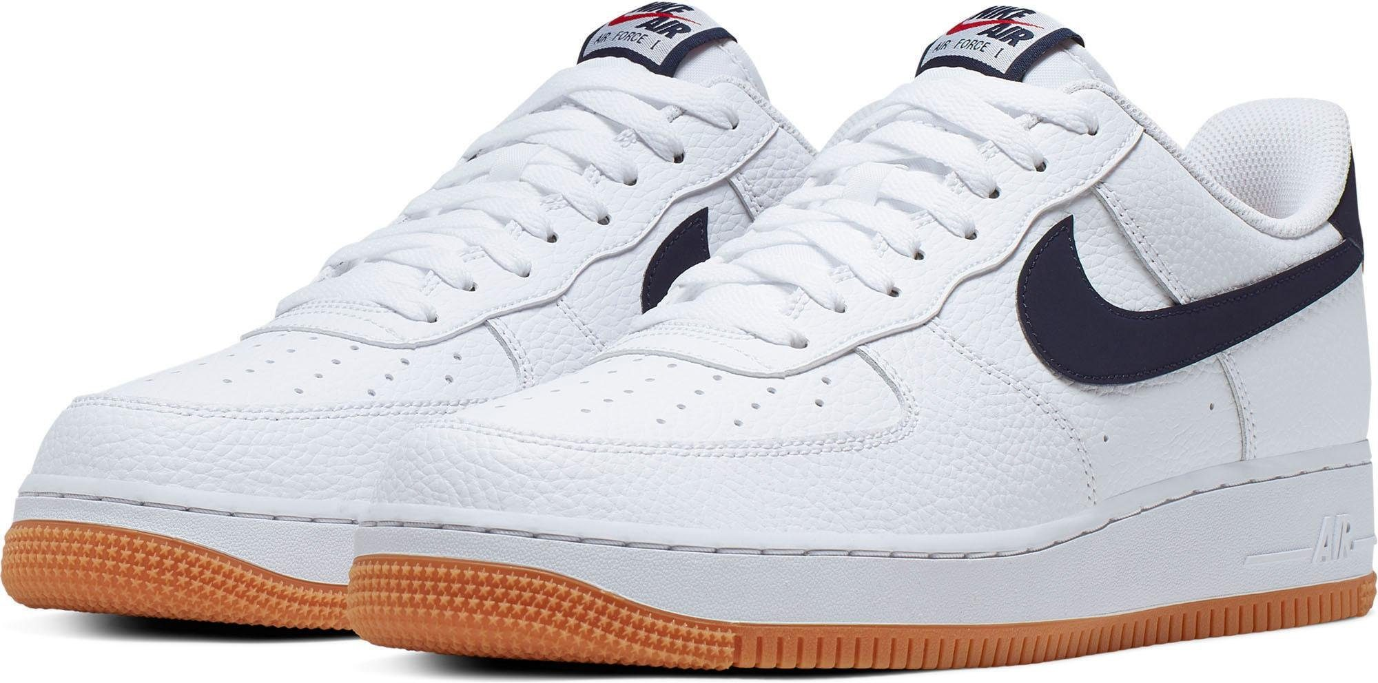 nike air force 1 07 sneaker weiss