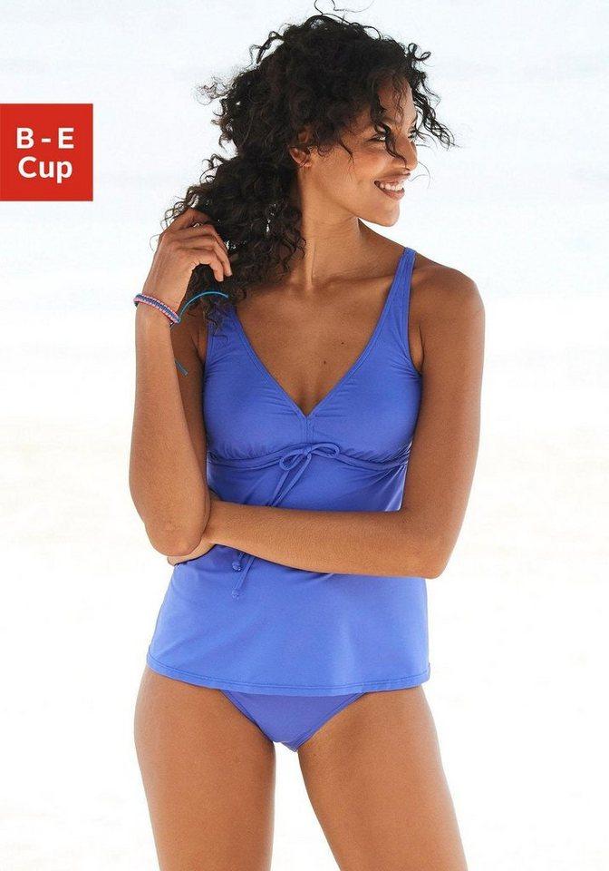 Bademode - Sunseeker Bügel Tankini »Miami« in A Form › blau  - Onlineshop OTTO
