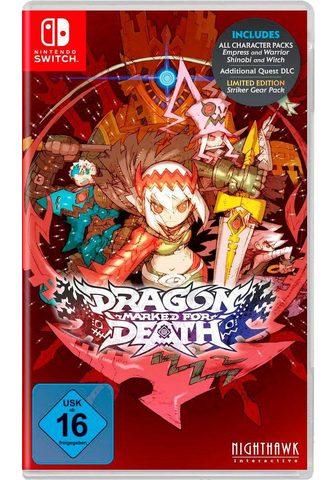 Dragon: Marked for Death Nintendo Šako...