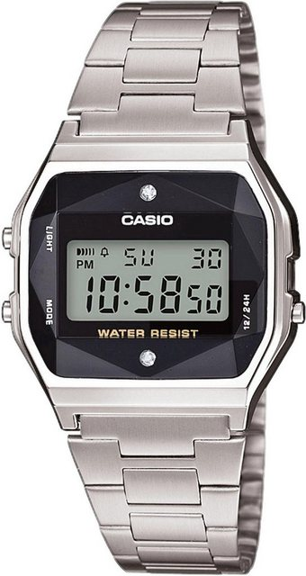 Casio Collection Multifunktionsuhr »A158WEAD-1EF«   Uhren > Multifunktionsuhren   Casio Collection