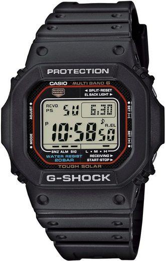 CASIO G-SHOCK Funk-Multifunktionsuhr »GW-M5610-1ER«