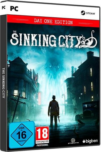 The Sinking City - Day One Edition PC