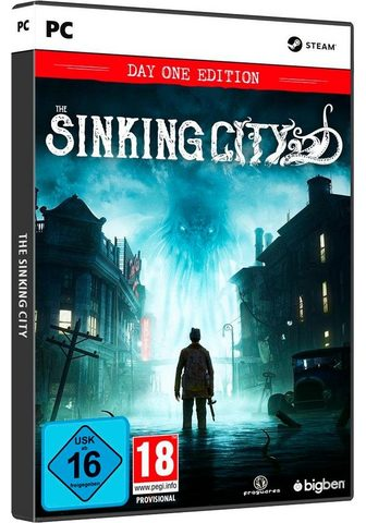 BIGBEN The Sinking City - Day One Edition PC