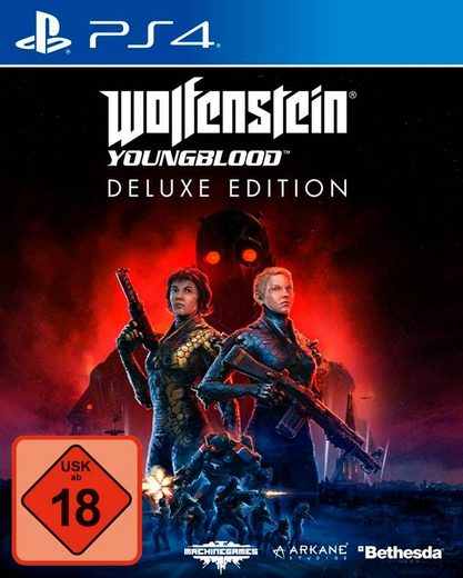 Wolfenstein: Youngblood Deluxe Edition PlayStation 4