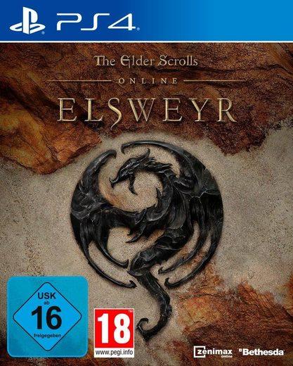 The Elder Scrolls Online: Elsweyr PlayStation 4