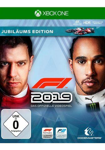 CODEMASTERS F1 2019: Jubiläums Edition Xbox O...
