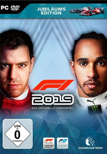 F1 2019: Jubiläums Edition PC