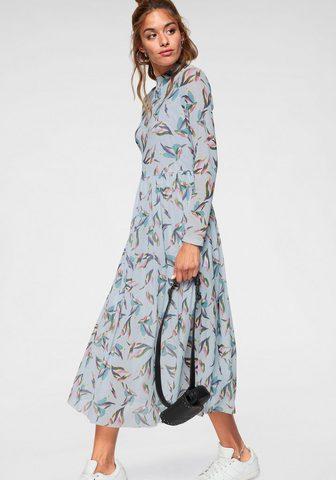 TOM TAILOR джинсы платье из джерси