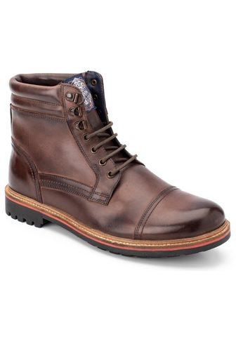 Ботинки со шнуровкой »BUCK«...