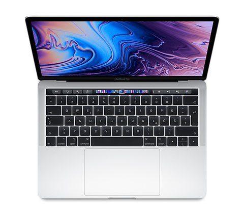 "Apple MacBook Pro 13"" (2019) Touch Bar Notebook (33,78 cm/13,3 Zoll, Intel Core i5, 256 GB SSD)"