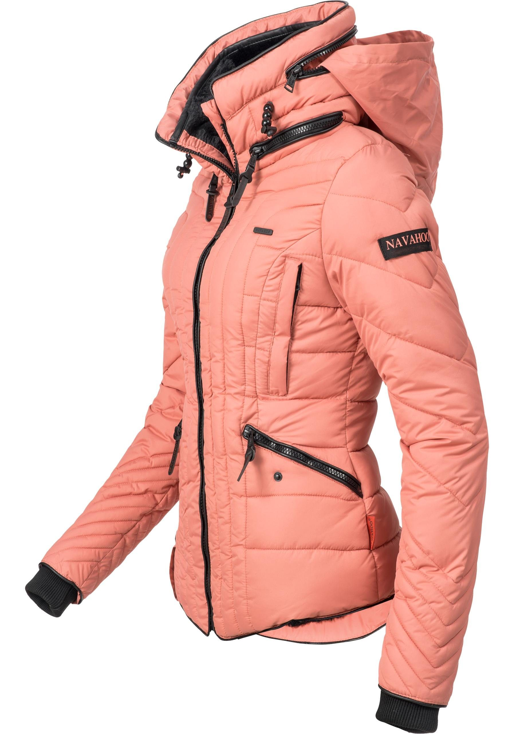 edle daunenjacke damen winter