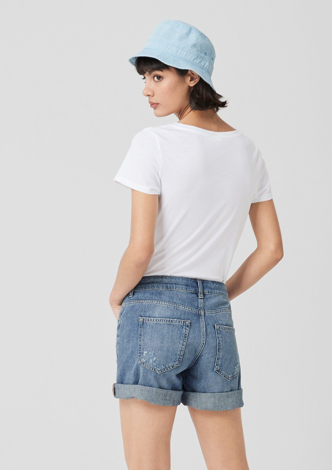 Q By AbbyLow Waist Kaufen Designed shorts s 9IHED2W